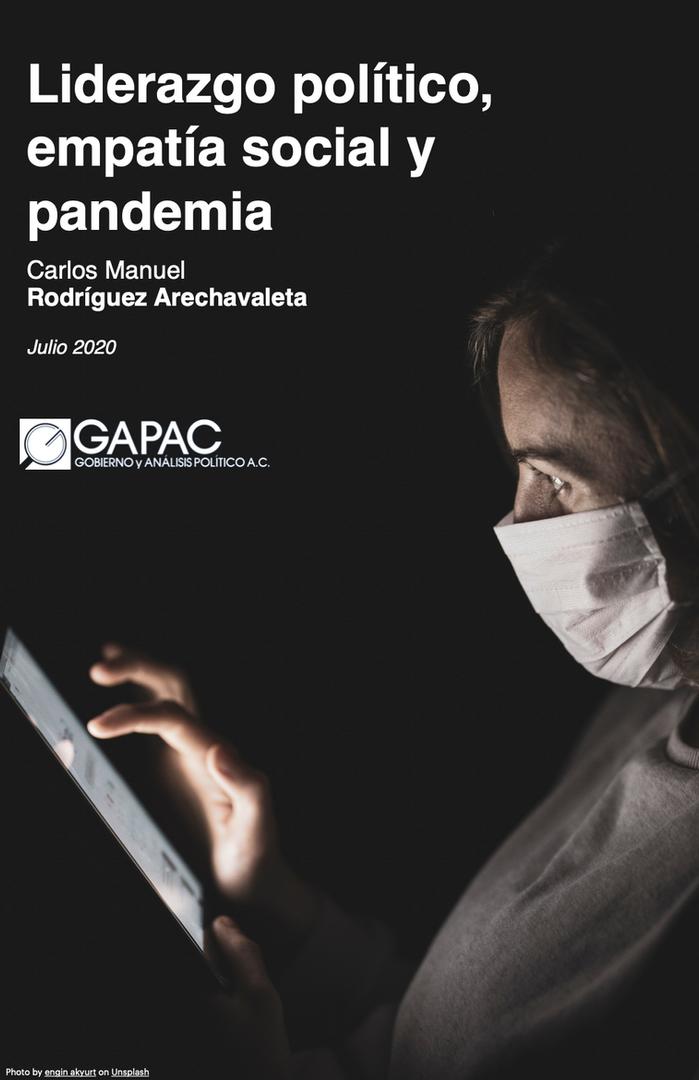 Liderazgo político, empatía social y pandemia