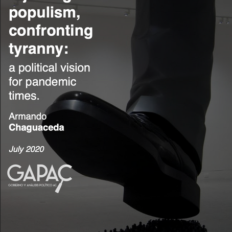 Defending democracy, rejecting populism, confronting tyranny