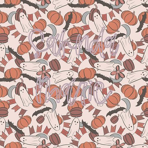 BOOtiful Halloween 2 Seamless Repeat Pattern Download
