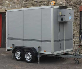 Chilly Trailers - Refrigerated Trailer Hire