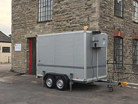 Chilly Trailers | Refrigerated and Freezer Trailer Hire