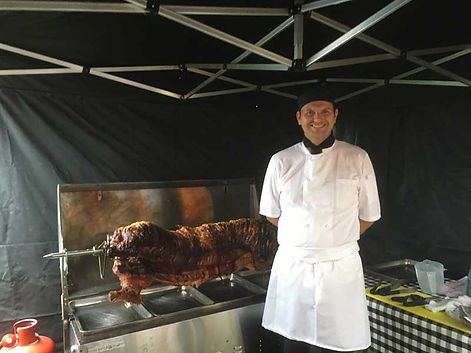 Chris Andrews - Chiltern Hog Roast