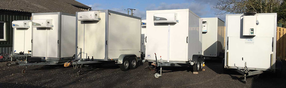 Cool Trailers - Refrigerated and Freezer Trailer Hire - www.cool-trailers.co.uk