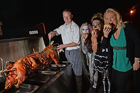 Chipping Norton Catering | Our Pig, Lamb and Beef Spit Roasts