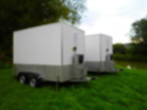Chilly Trailers - Refrigerated and Freezer Trailer Hire