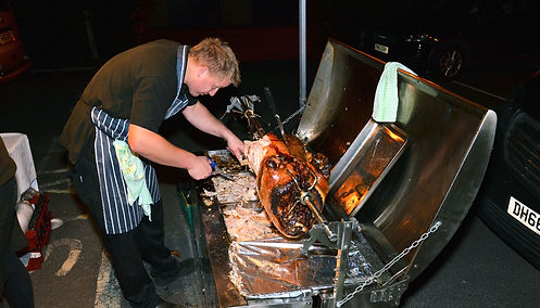 The Pig Roast Hire Company | Chipping Norton | Oxon