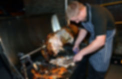 The Pig Roast Hire Company | Chipping Norton | Oxon | Spit Roasts
