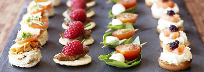 Chipping Norton Catering   Canapes