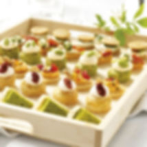 Chipping Norton Catering | Canapes