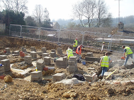 S.G.Harris Groundworks | Groundwork specialists based in Chipping Norton, Oxfordshire.