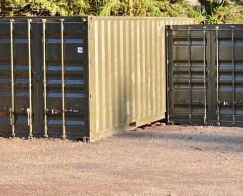 Container Storage, Elmsfield Industrial Estate, Chipping Norton