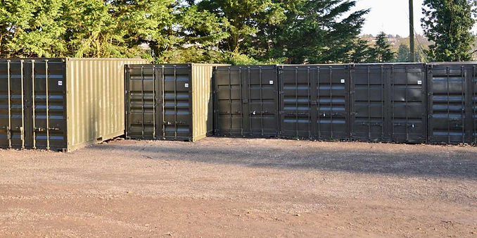 Container Storage in Chipping Norton
