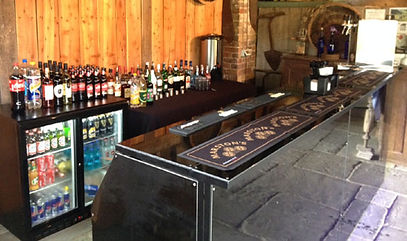 Chipping Norton Catering | Our Outside Bars