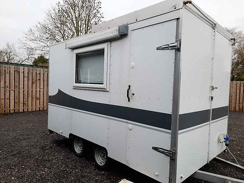 Cool Trailers | Mobile Kitchen Hire | External