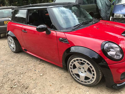 Mini R56 Wide Arch Kit - 4 Piece set