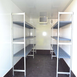 Cool Trailers - Large Trailer Shelving