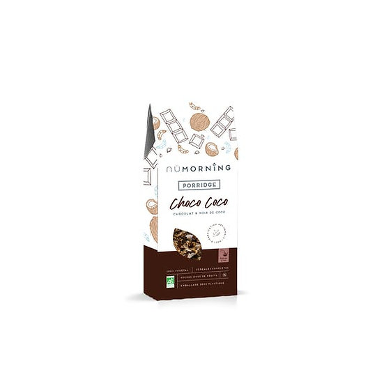 Porridge Chocolat & Noix de coco