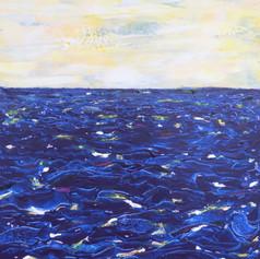 Painting 2: Choppy Seas