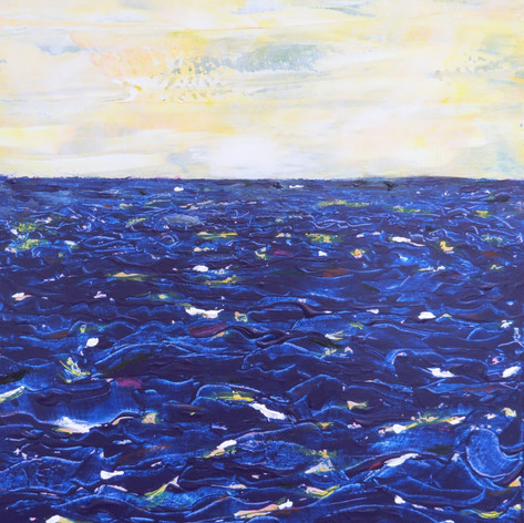 Painting 2: Choppy Seas
