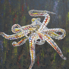 Painting 5: Octopus