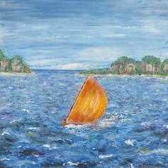 Painting 4: Sailboat