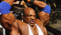 FOR BIG TRICEPS, DO HEAVY LOCKOUTS