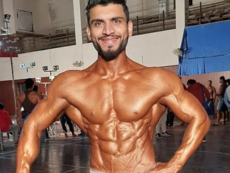 Mr Pakistan Men's Physique 2020