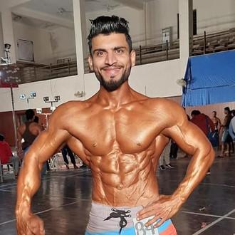 Mr Pakistan Men's Physique 2020