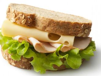 TURKEY SANDWICH THE BEST MEAL