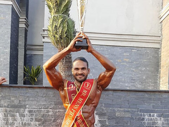 Mr CHAMPION LAHORE 2020