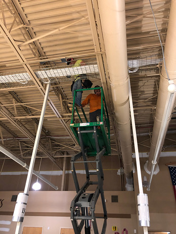 Marianos Grocery - power relocation