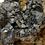 Thumbnail: Bournonite with Siderite - Herodsfoot Mine, Cornwall