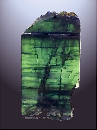 Vivianite - Huanuni Mine,Peru