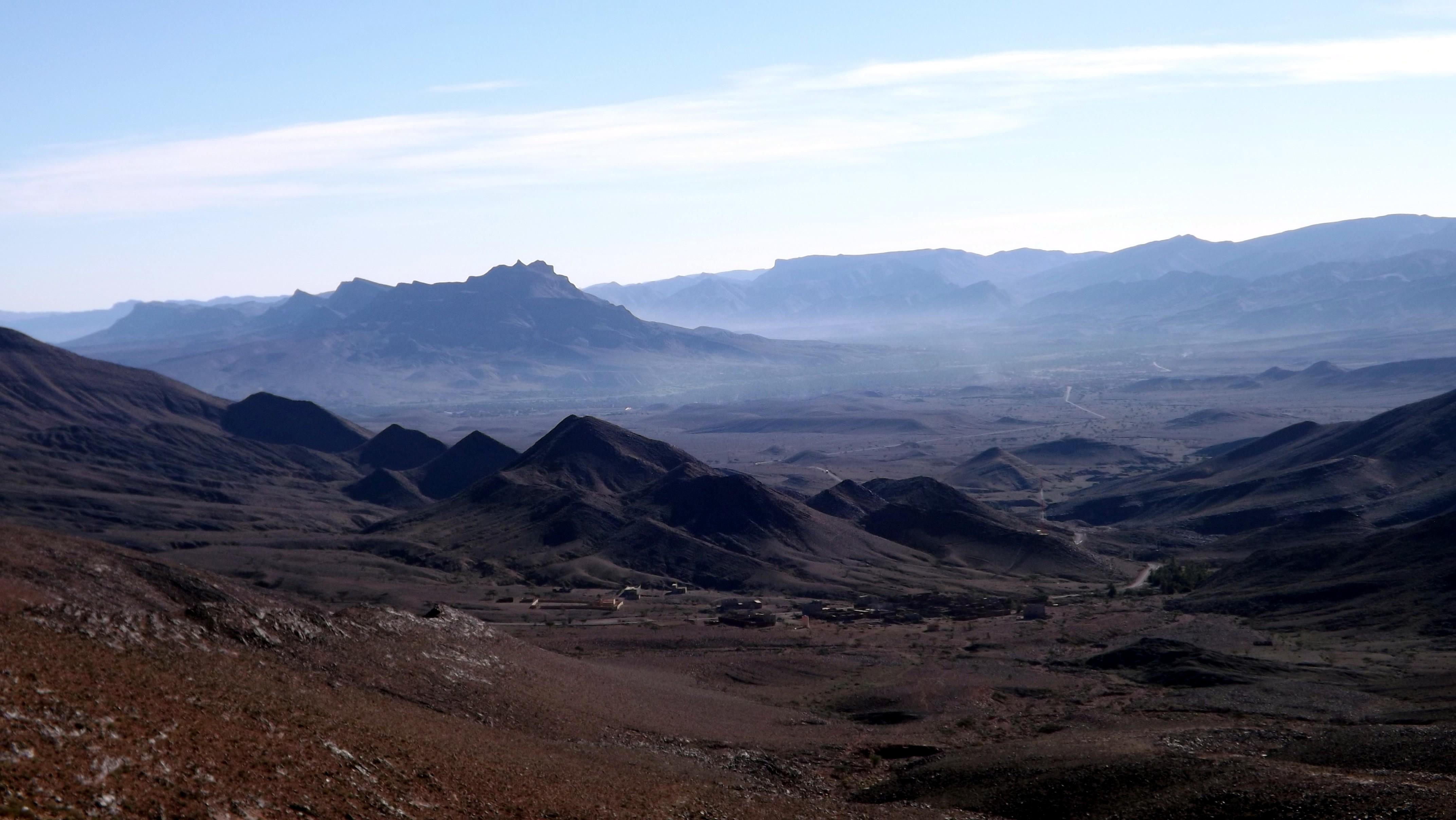 Atlas Mtns, Morocco