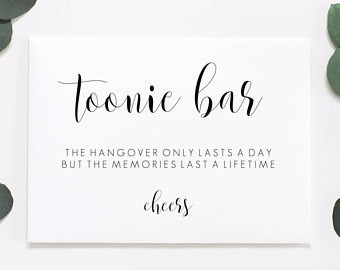 Toonie bar on the rise!