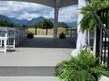 Another Weekend of Stunning Fraser Valley and Vancouver Area Weddings!