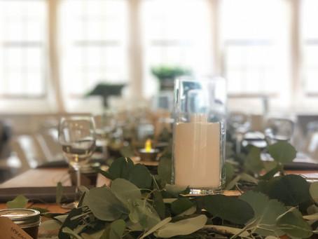 Fraser Valley Wedding Centerpiece Trends