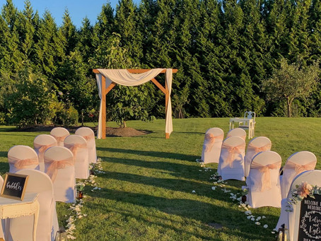 Micro Weddings, the new trend you didn't know how much you could love!