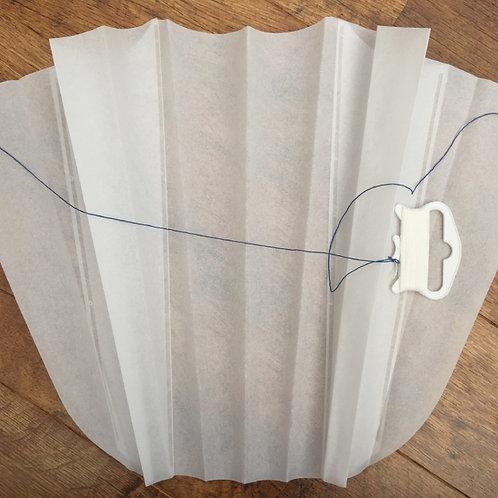 Inflating 'Ram Air' sled kite (1 pack)