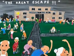 The great escape!