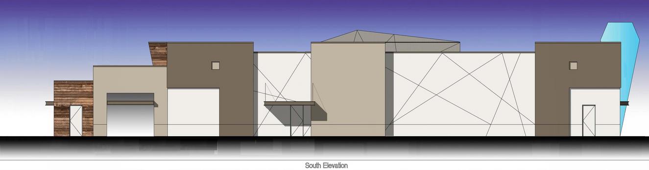 2D DESIGN ELEVATION
