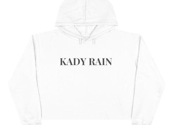 Kady Rain Crop Hoodie