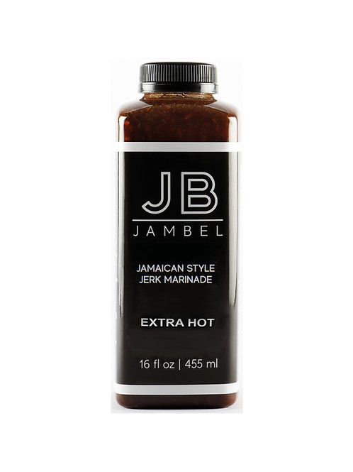 Jerk Sauce - Extra Hot