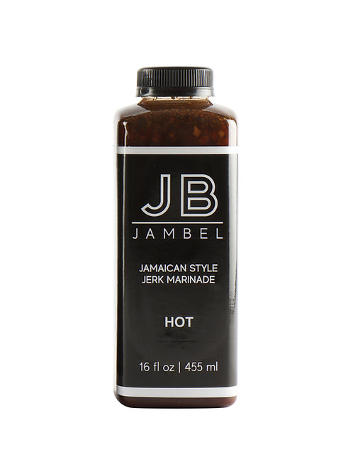 Jerk Sauce - Hot