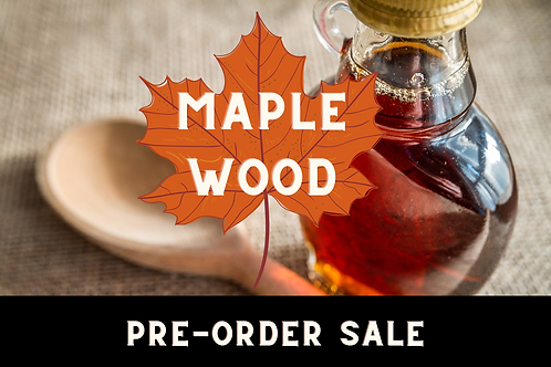 Maple Syrup (540 ml) Pre-Sale Order