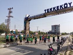 Tekkeköy Bisiklet Turu