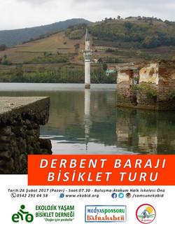 Derbent Barajı Bisiklet Turu