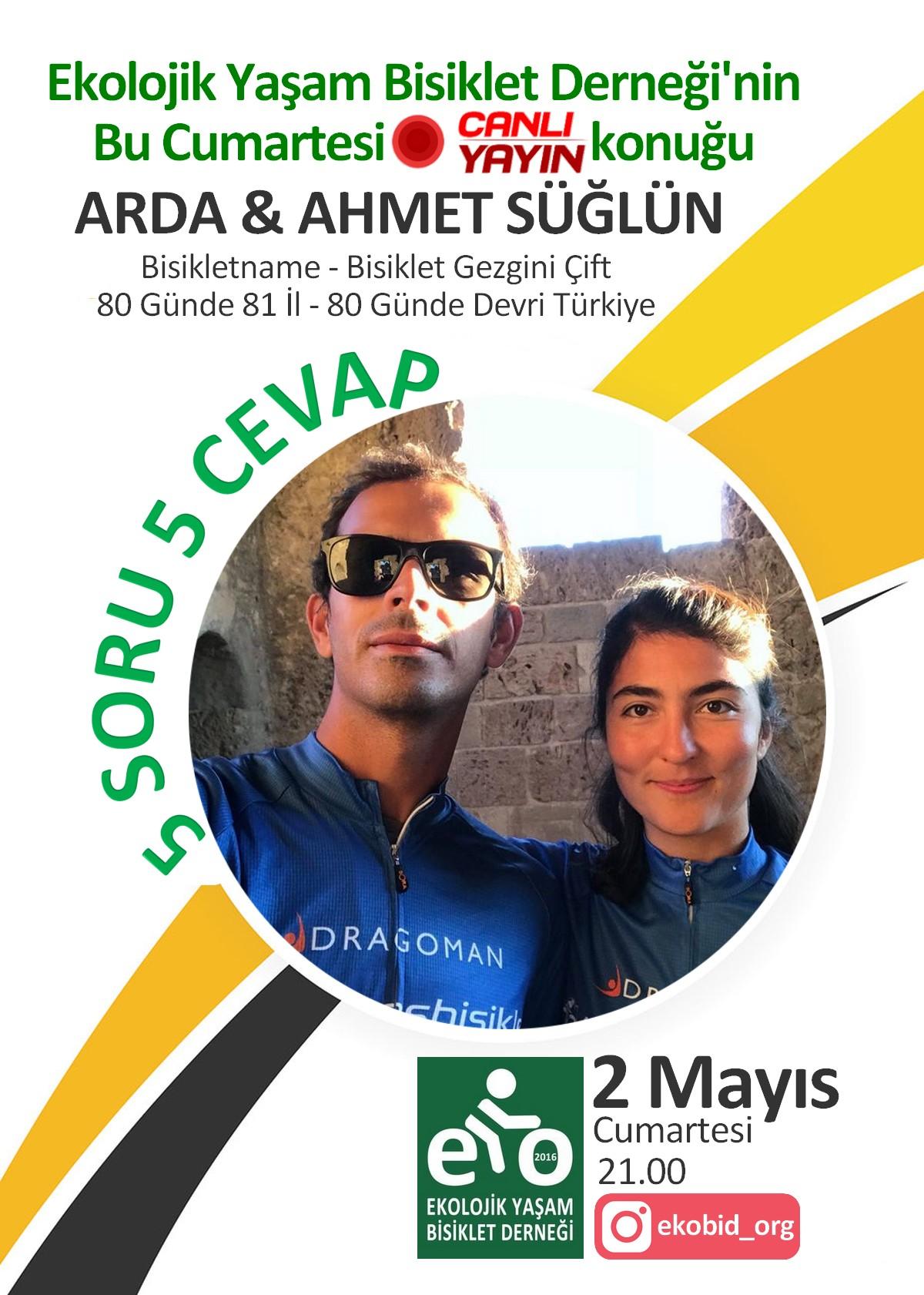 Arda & Ahmet SÜĞLÜN