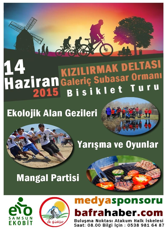 Galeriç Subasar Ormanı Bisiklet Turu