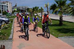 Kömür Üzer Bisiklet Turu